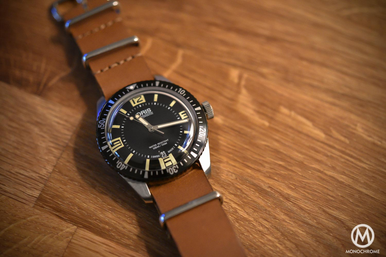Oris Divers Sixty Five 65 - Collectors series - review