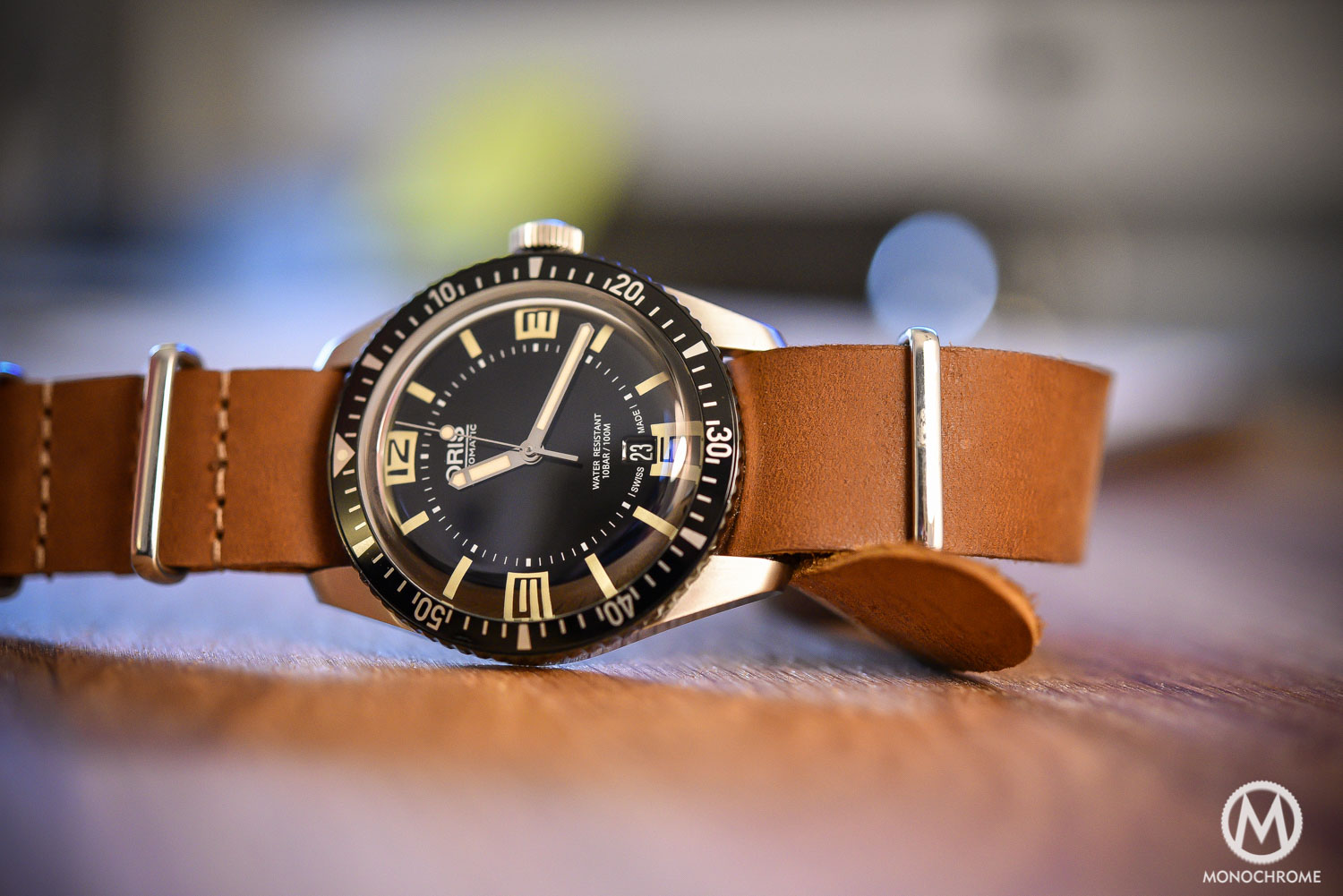 The Collector's Series - Why the Oris Divers Sixty Five is such a cool watch for our Managing Editor? - Monochrome Watches