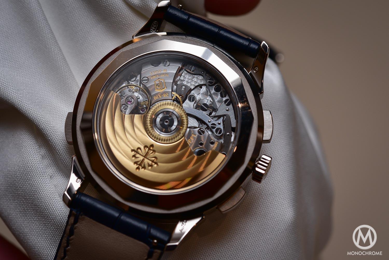 Patek Philippe 5930g World Timer Chronograph - Baselworld 2016 - 2