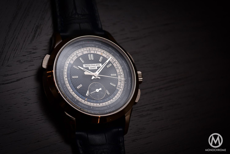 Patek Philippe 5930g World Timer Chronograph - Baselworld 2016 - 5