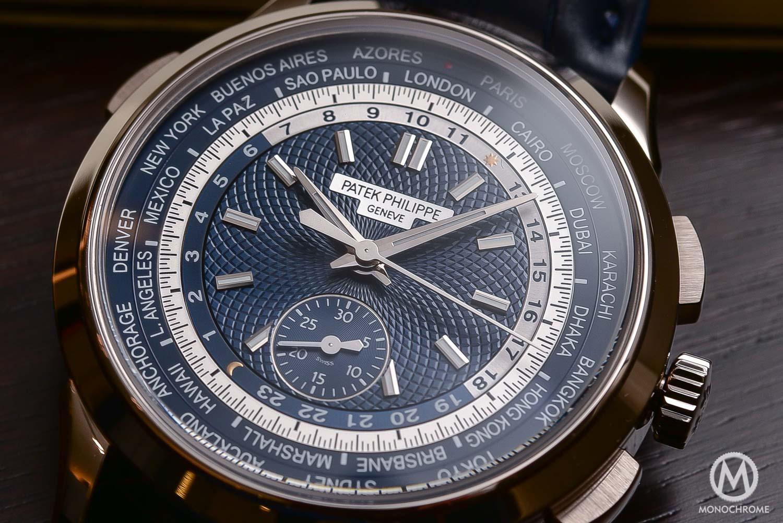 Patek Philippe 5930g World Timer Chronograph - Baselworld 2016 - 6