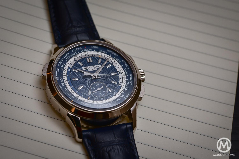 Patek Philippe 5930g World Timer Chronograph - Baselworld 2016 - 8