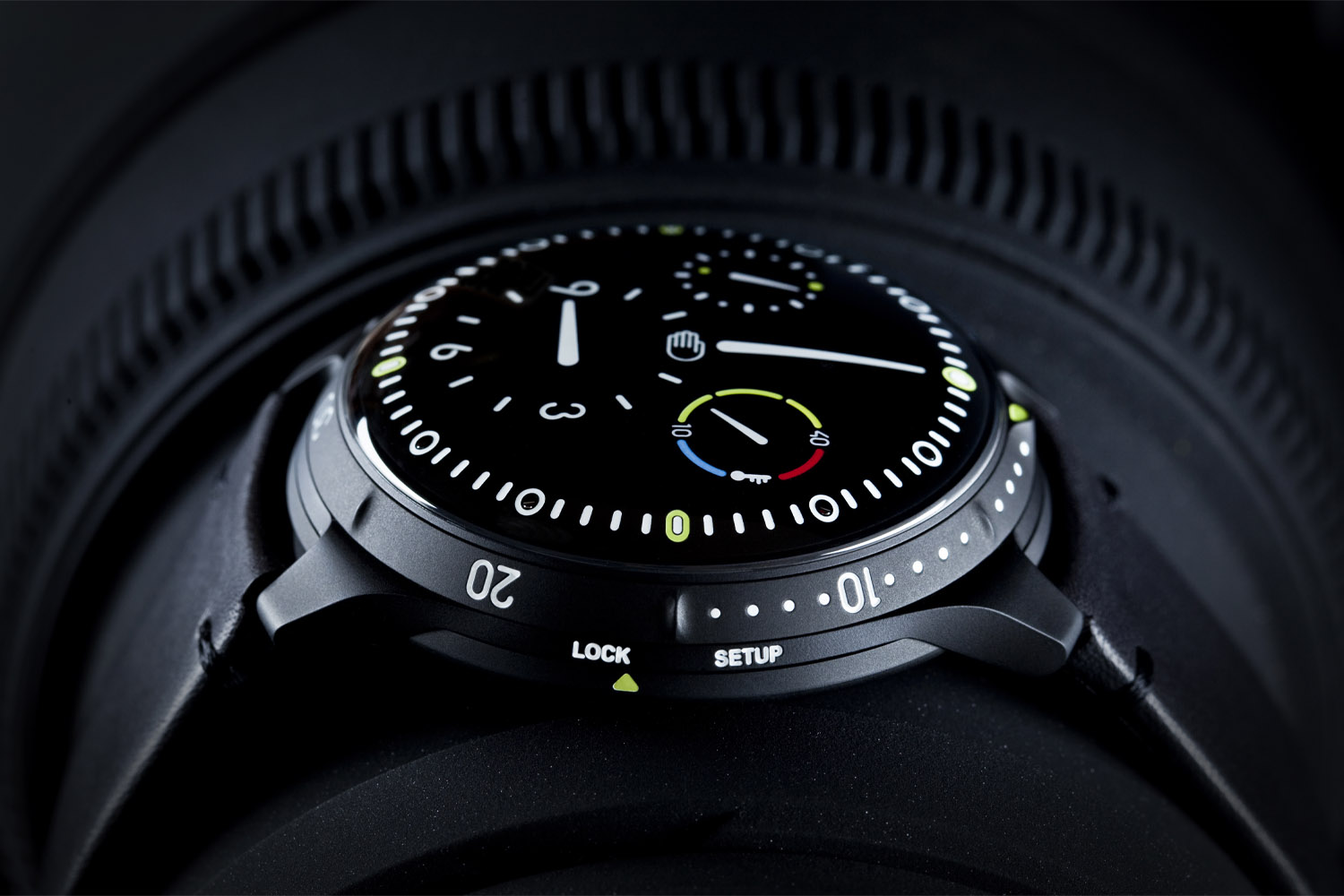 Ressence Type 5BB Full Black - 1