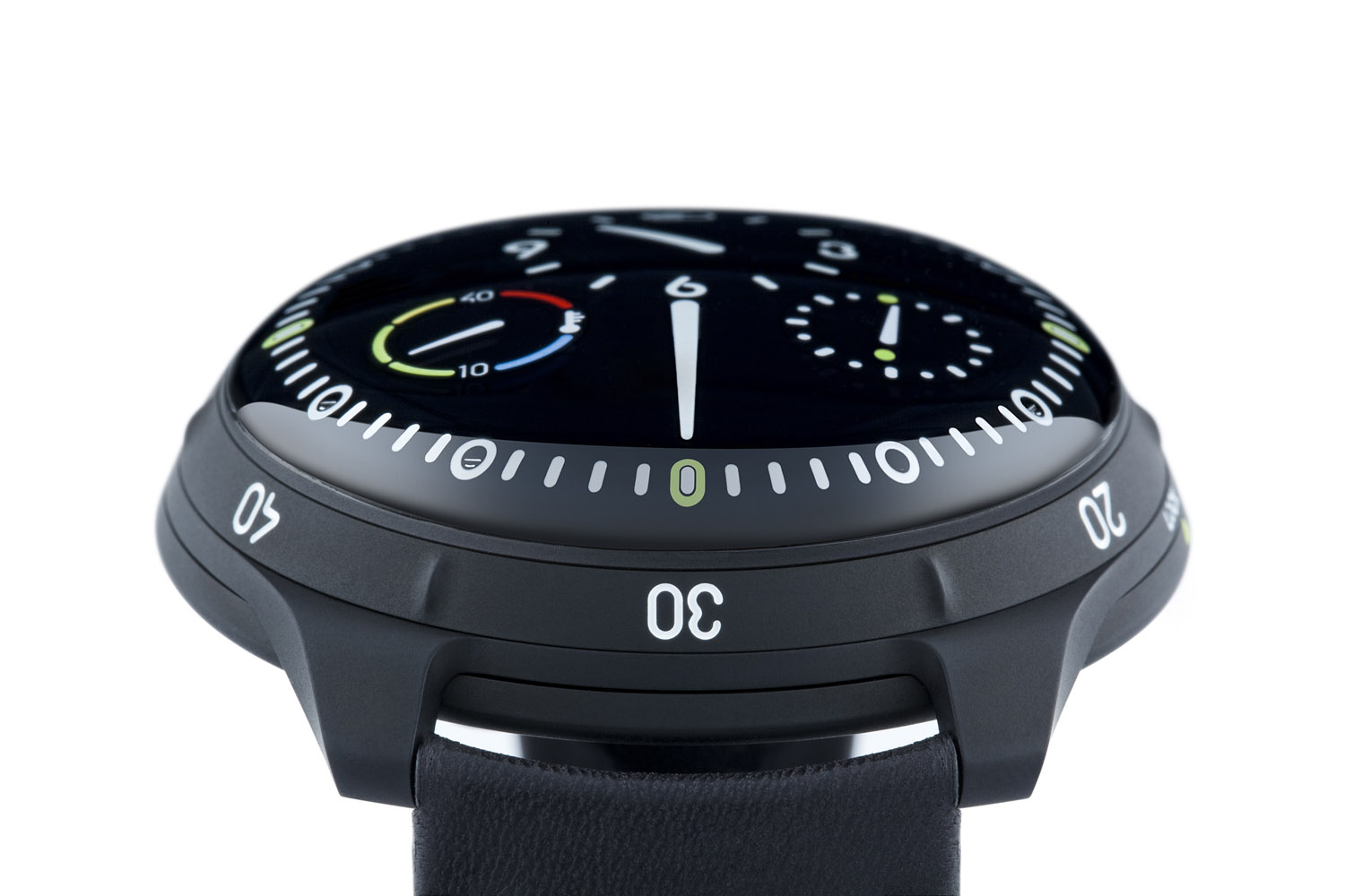 Ressence Type 5BB Full Black - 3