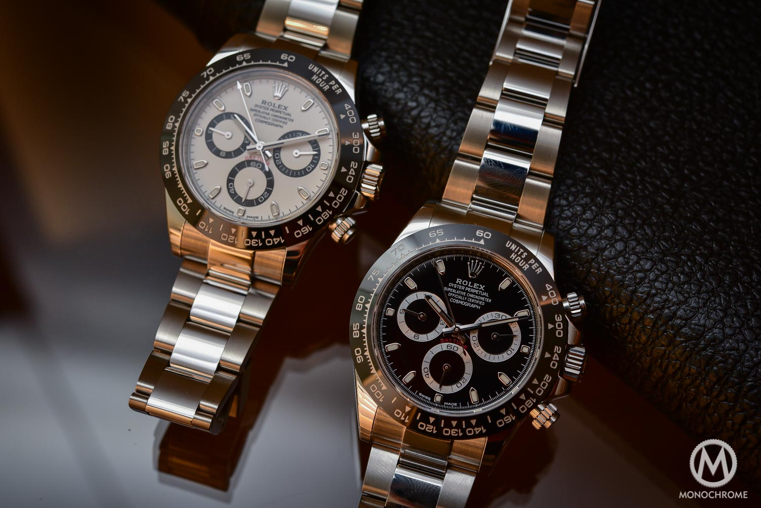 Rolex Daytona 116500LN in steel Cerachrom ceramic black bezel - 1