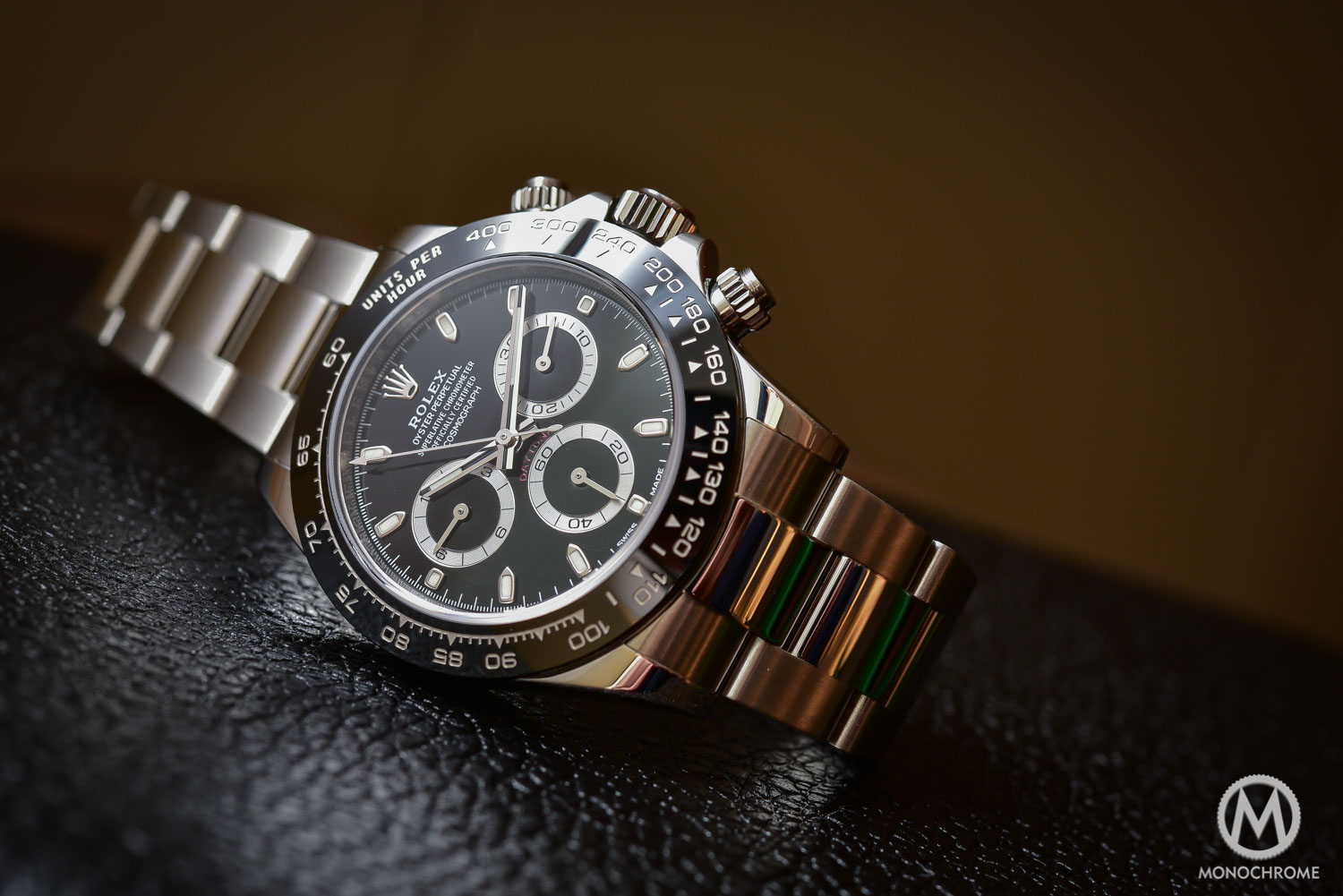 Rolex Daytona 116500LN in steel Cerachrom ceramic black bezel - 10