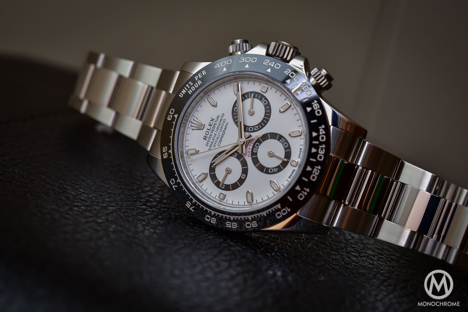 Rolex Daytona 116500LN in steel Cerachrom ceramic black bezel - 4