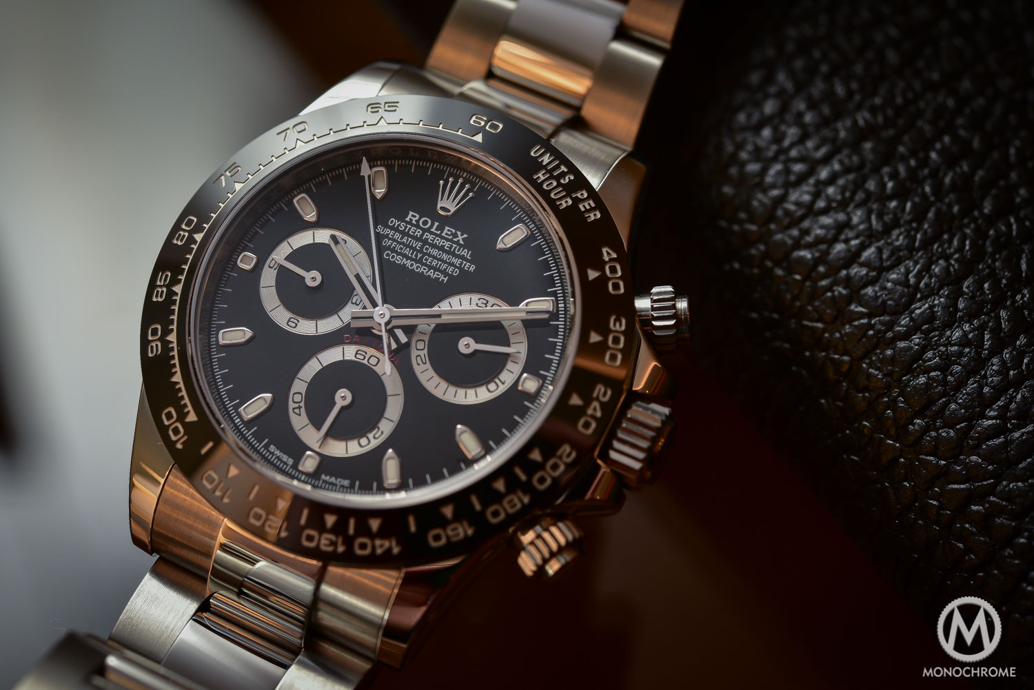 Rolex Daytona 116500LN in steel Cerachrom ceramic black bezel - 8