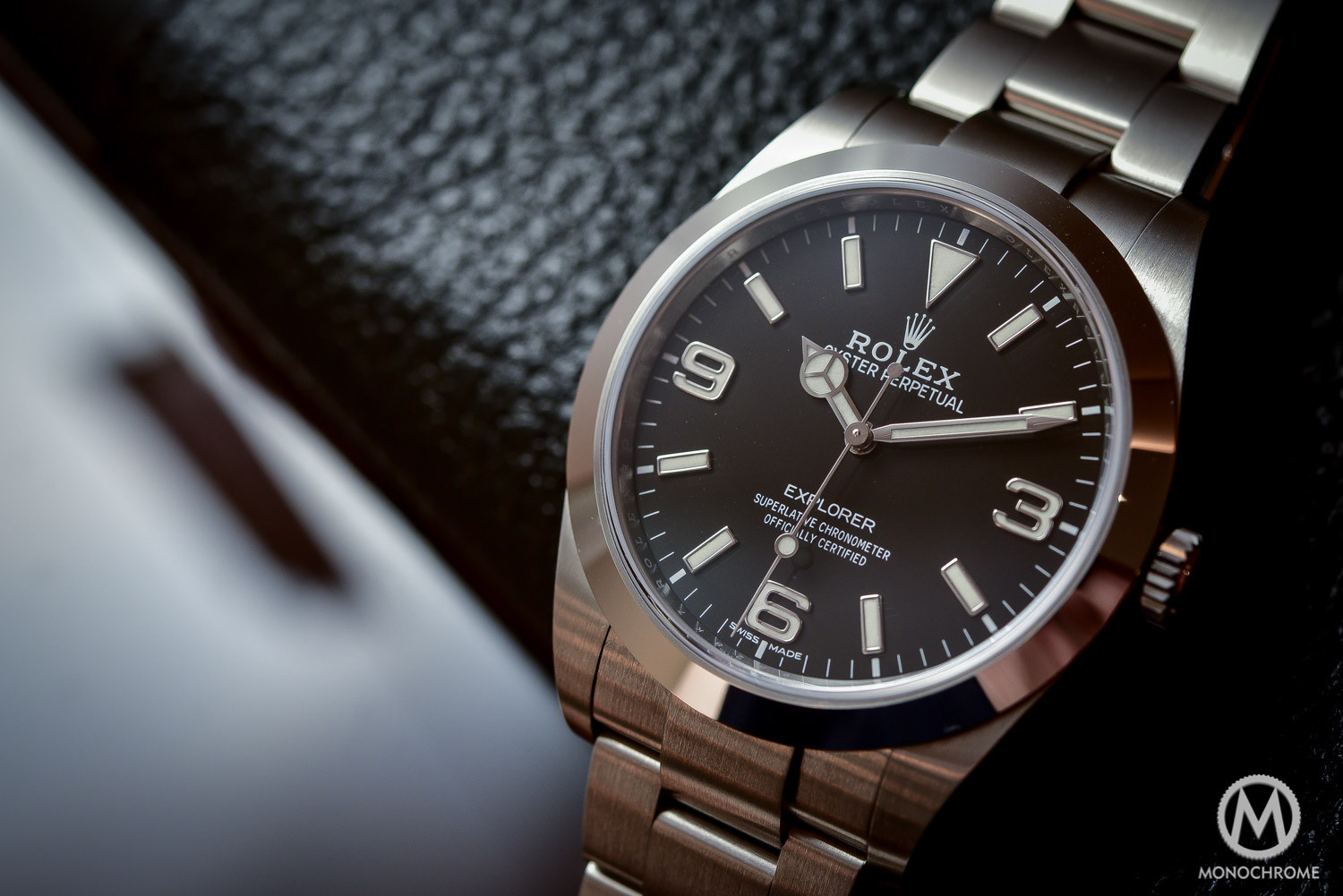Rolex Explorer 214270 Baselworld 2016 - Long hands - 6