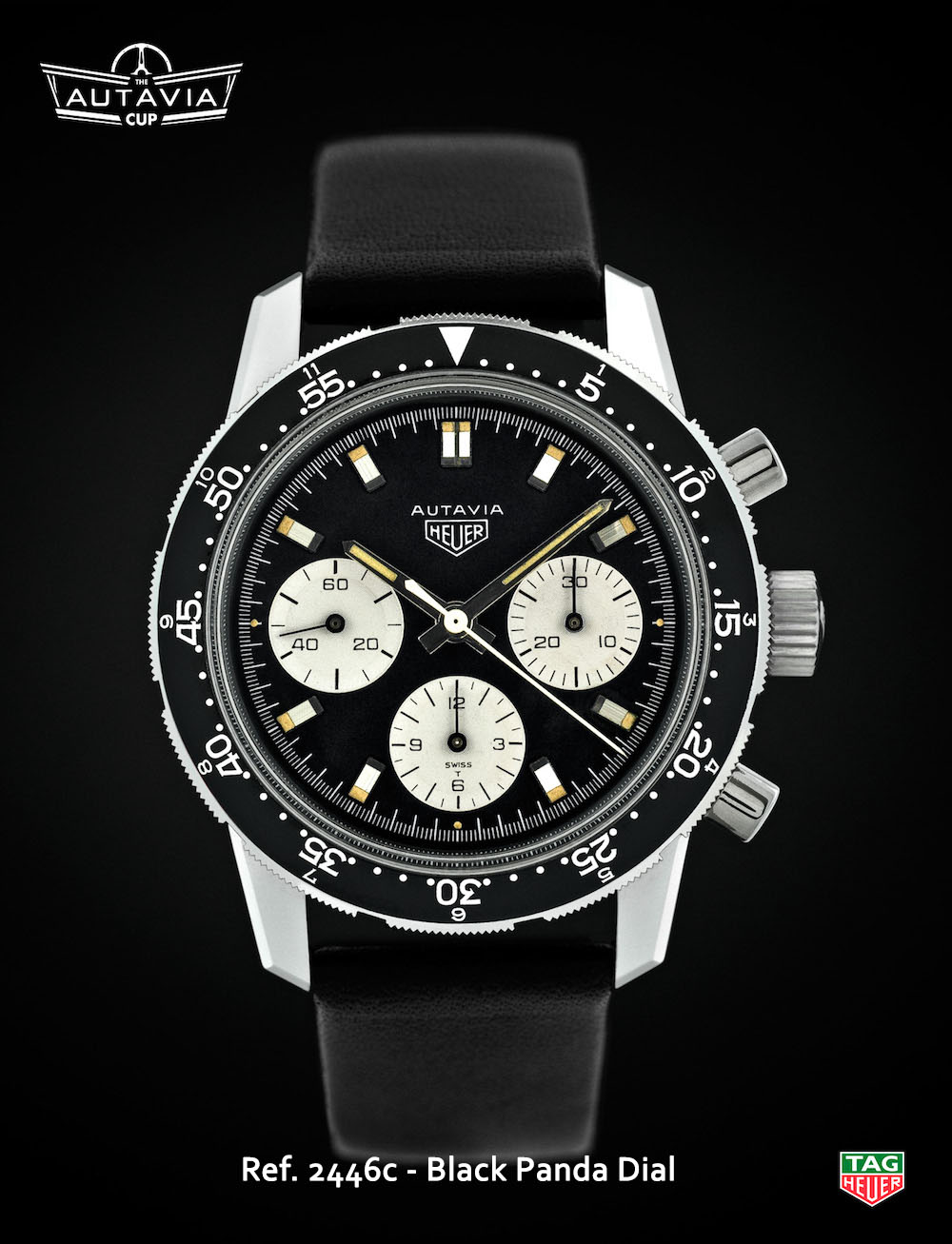 TAG Heuer Autavia - The Autavia Cup - 11-2446c-NS