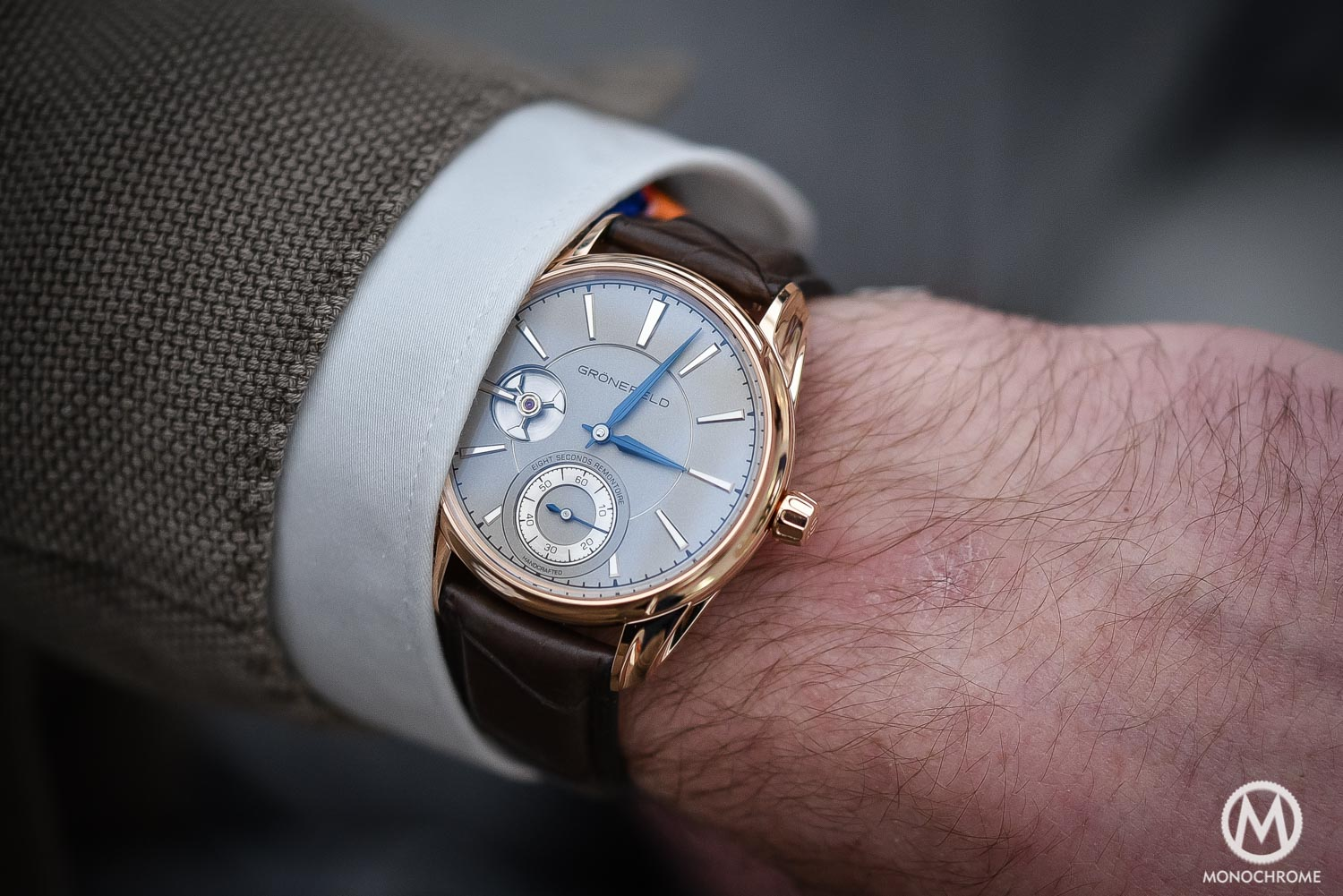 Top 5 Watches from Baselworld 2016 - Gronefeld 1941 Remontoire