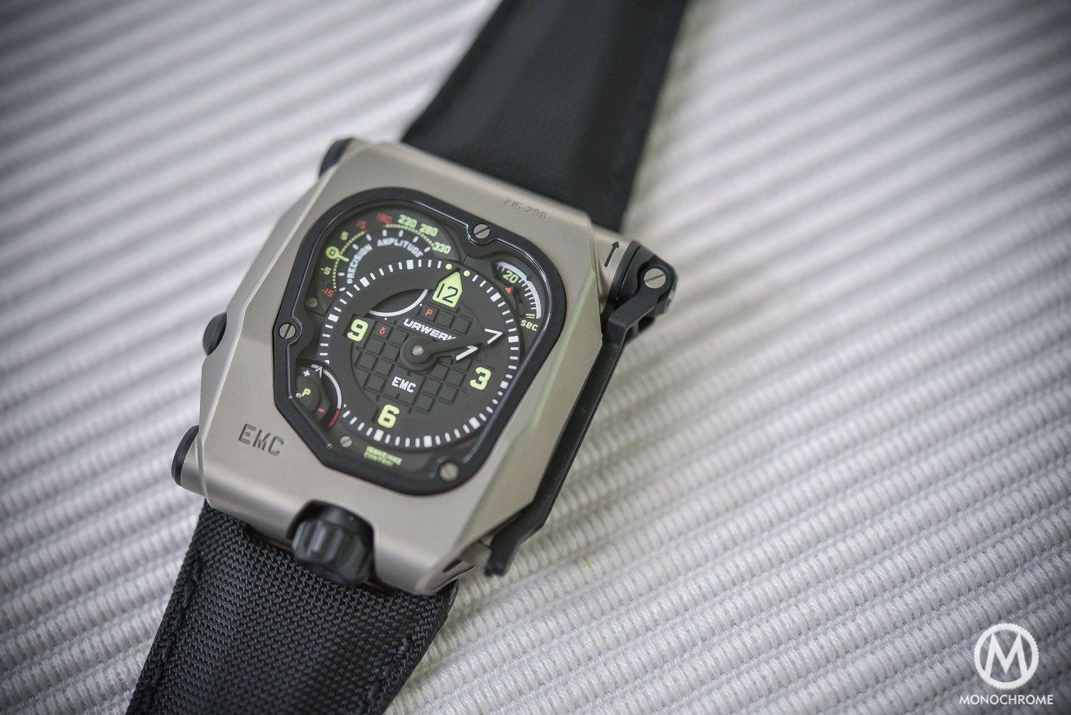 URWERK EMC Time Hunter Review