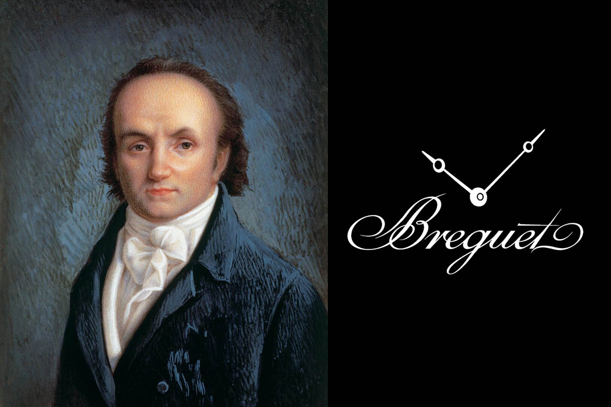 Breguet Logo - Abraham Louis Breguet - watch brands