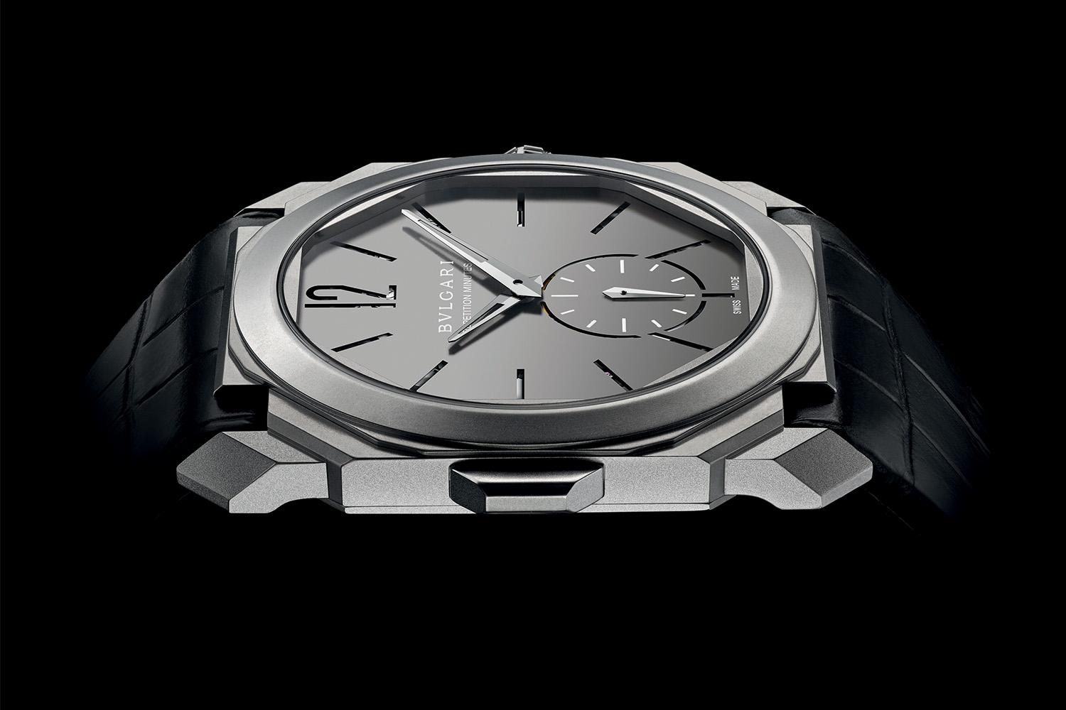 Bvlgari Octo Finissimo Minute Repeater - world's thinnest minute repeater