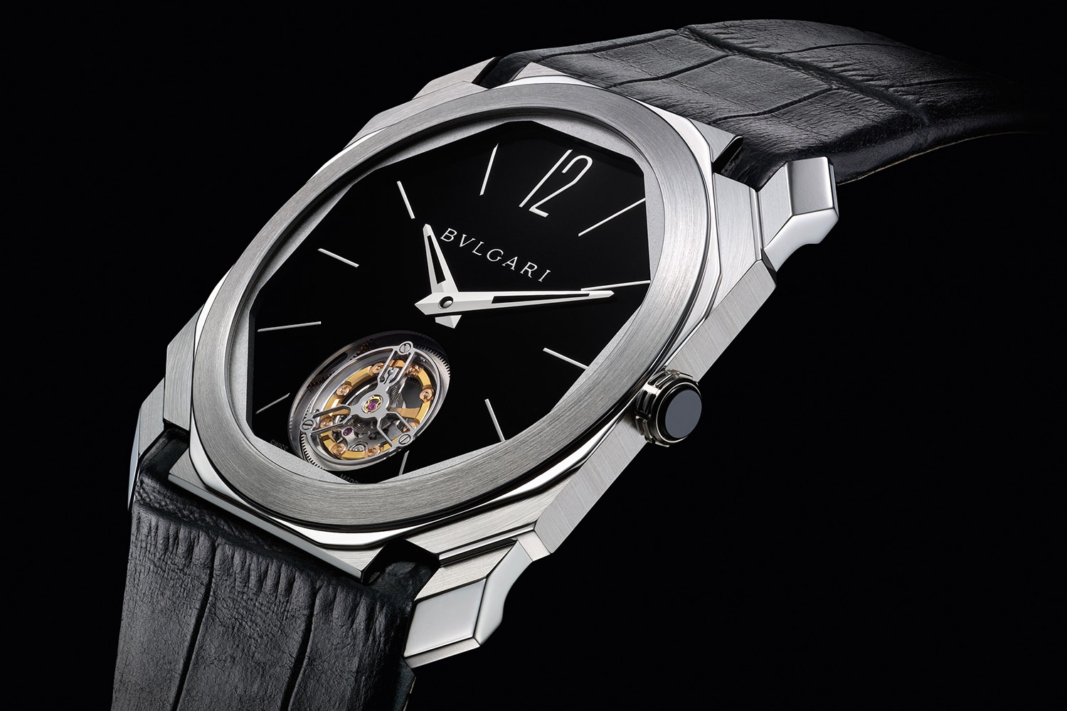 Bvlgari Octo Finissimo Tourbillon - world's Thinnest tourbillon