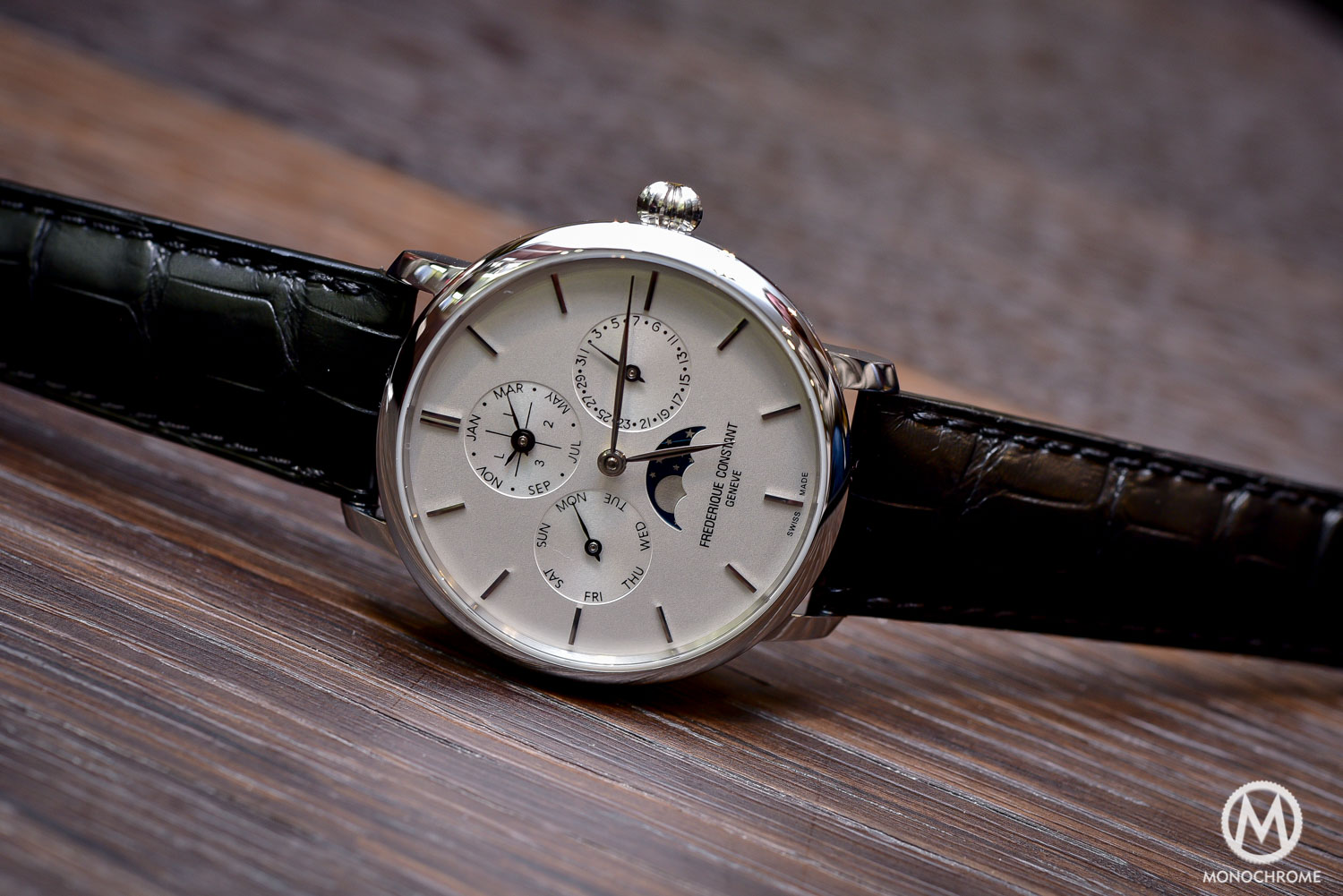 0e16265cda6 Hands-on review - Frederique Constant Manufacture Perpetual Calendar ...