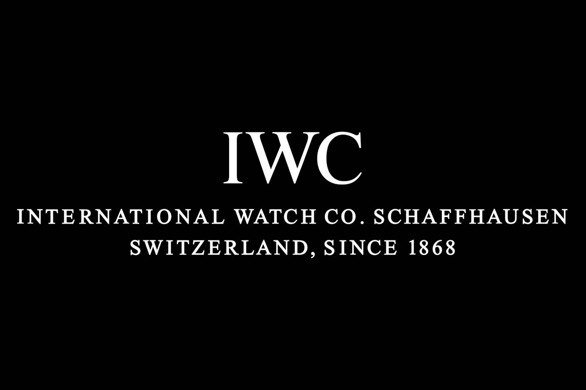 IWC Logo - International Watch Co - watch brands