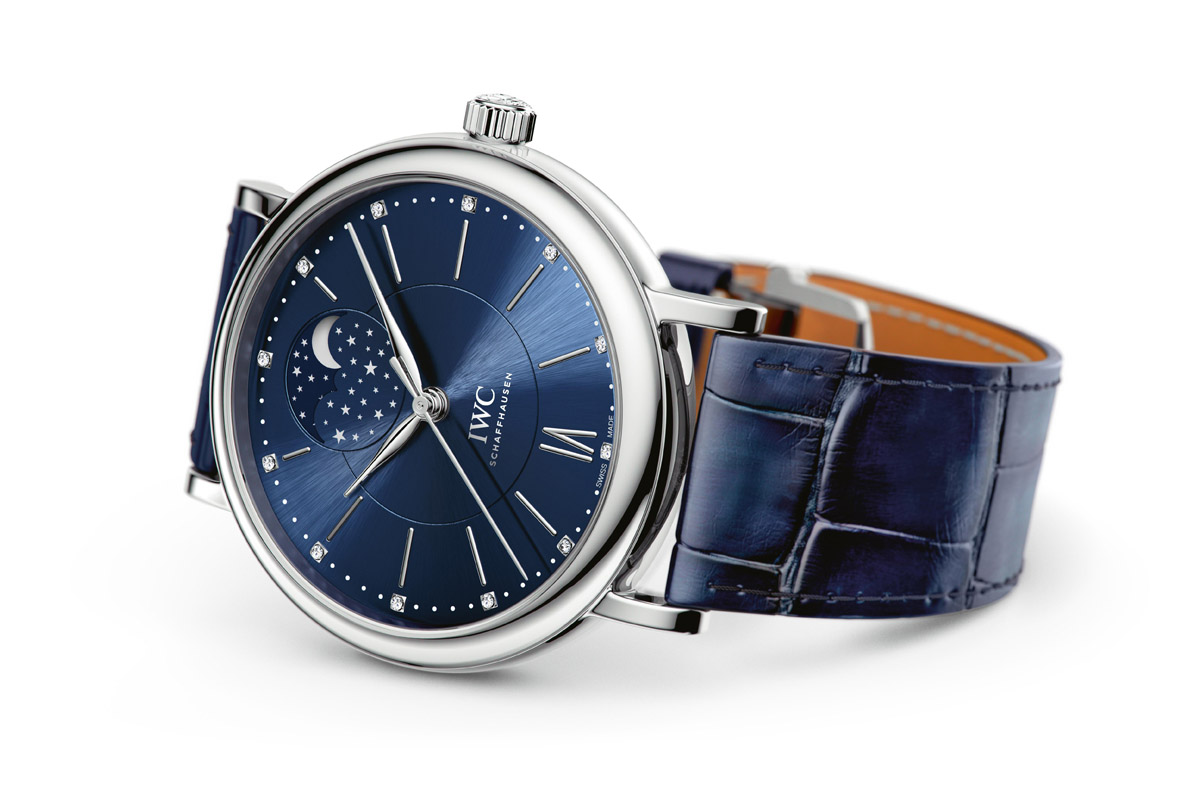 "IWC Portofino Automatic Moon Phase 37 Edition ""Laureus Sport for Good Foundation"" - 4"