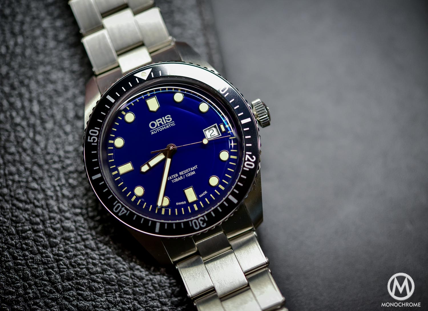 Oris Divers Sixty Five 42mm Blue Dial - Baselworld 2016