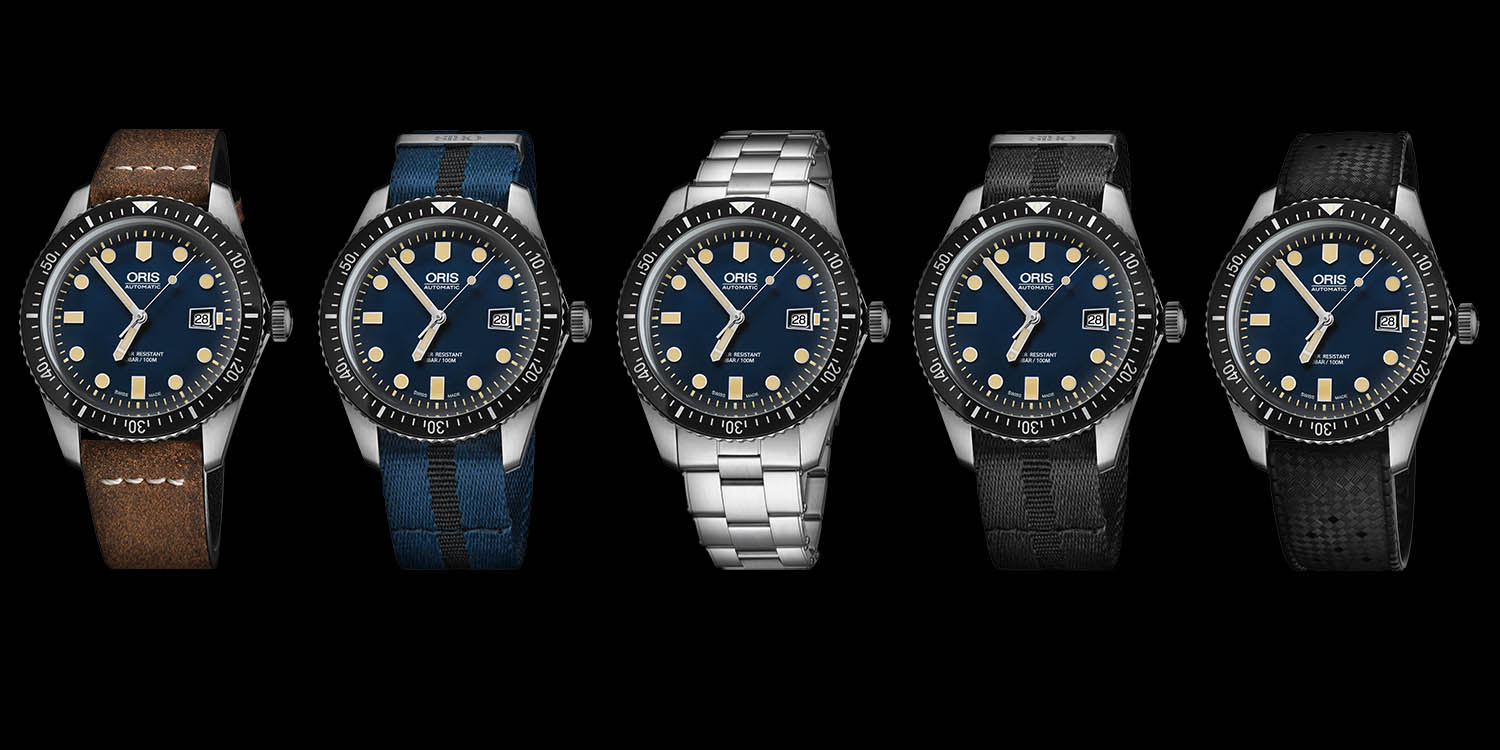 Oris Divers Sixty Five 42mm Collection