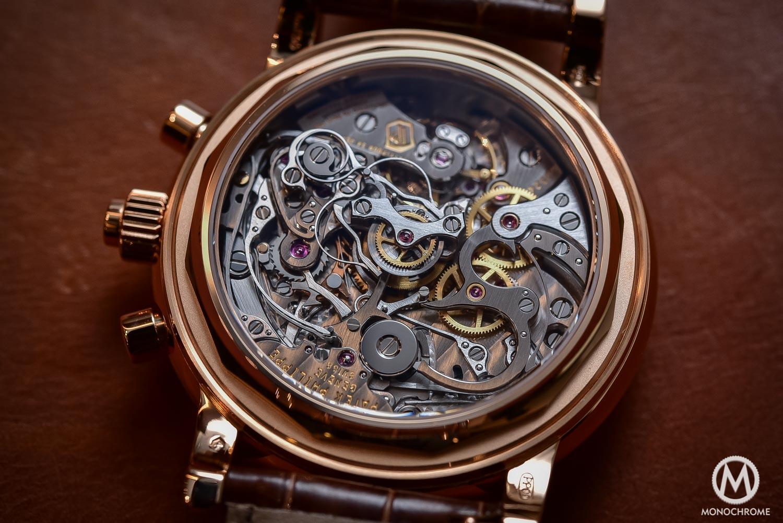 Patek Philippe 5204R Split-Seconds Chronograph Perpetual Calendar - Baselworld 2016 - 2