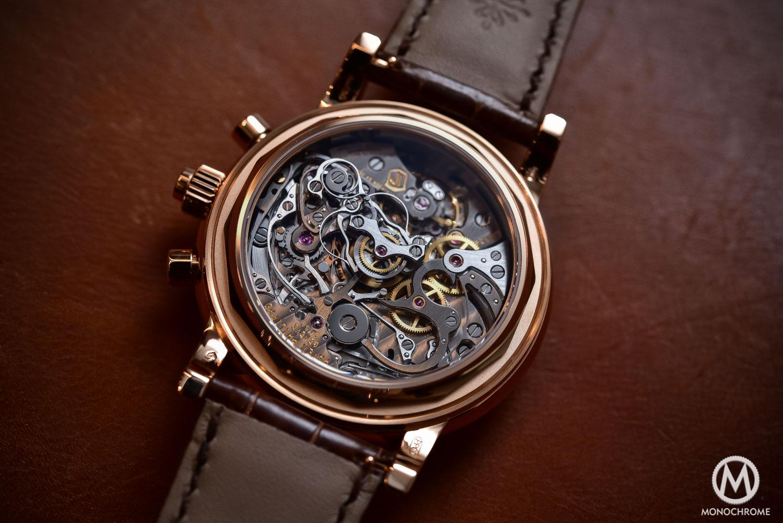 Patek Philippe 5204R Split-Seconds Chronograph Perpetual Calendar - Baselworld 2016 - 3