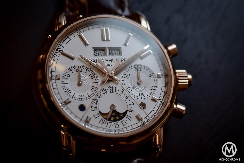 Patek Philippe 5204R Split-Seconds Chronograph Perpetual Calendar - Baselworld 2016 - 5