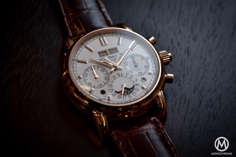 Patek Philippe 5204R Split-Seconds Chronograph Perpetual Calendar - Baselworld 2016 - 7