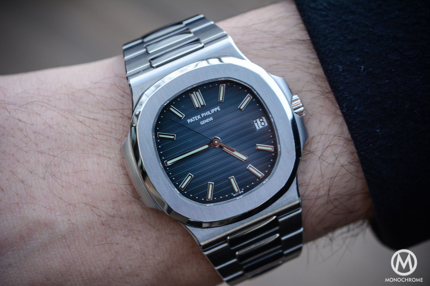 Patek Philippe Nautilus 5711 - Collector's Series - Philipp Man - Chronext