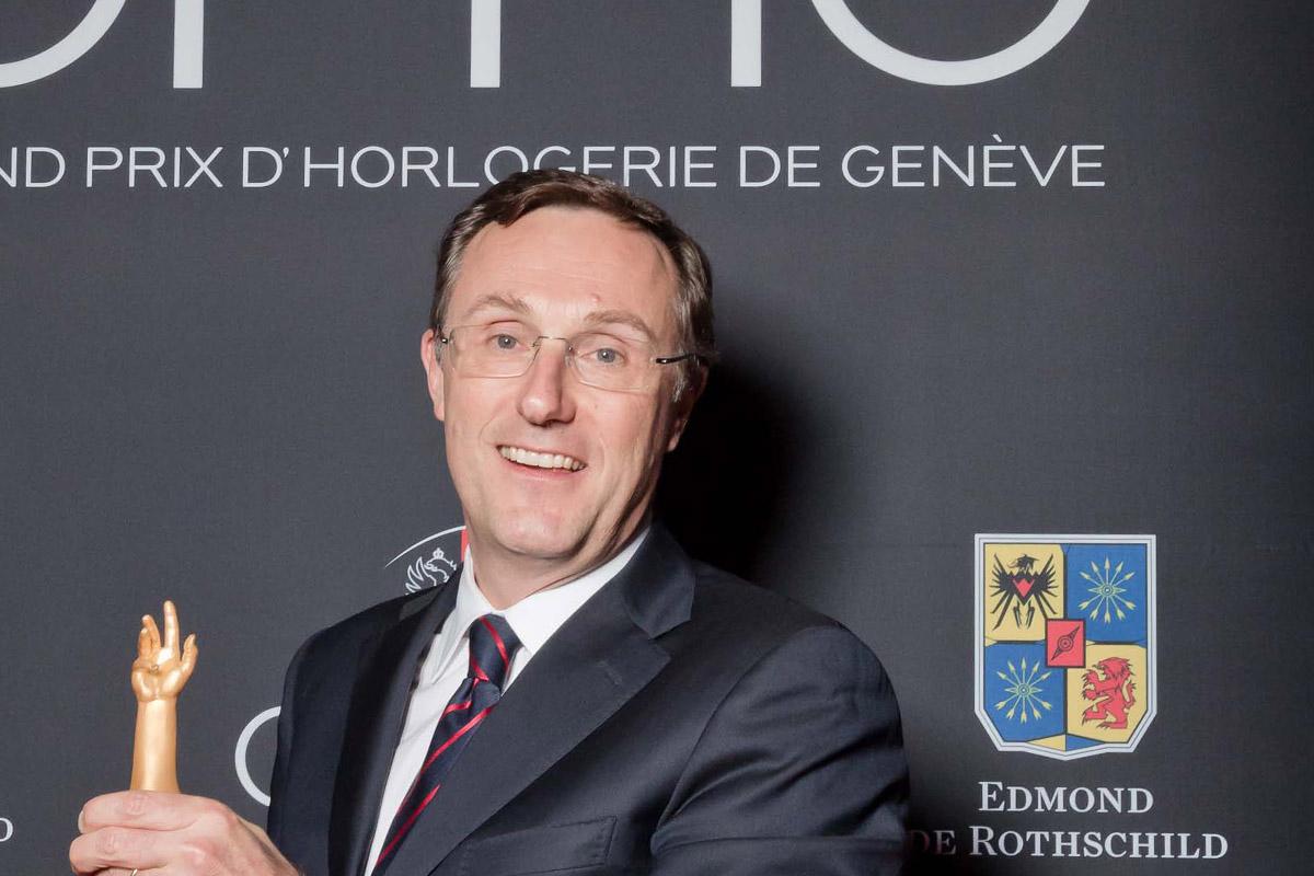Philippe Peverelli Tudor CEO- 2