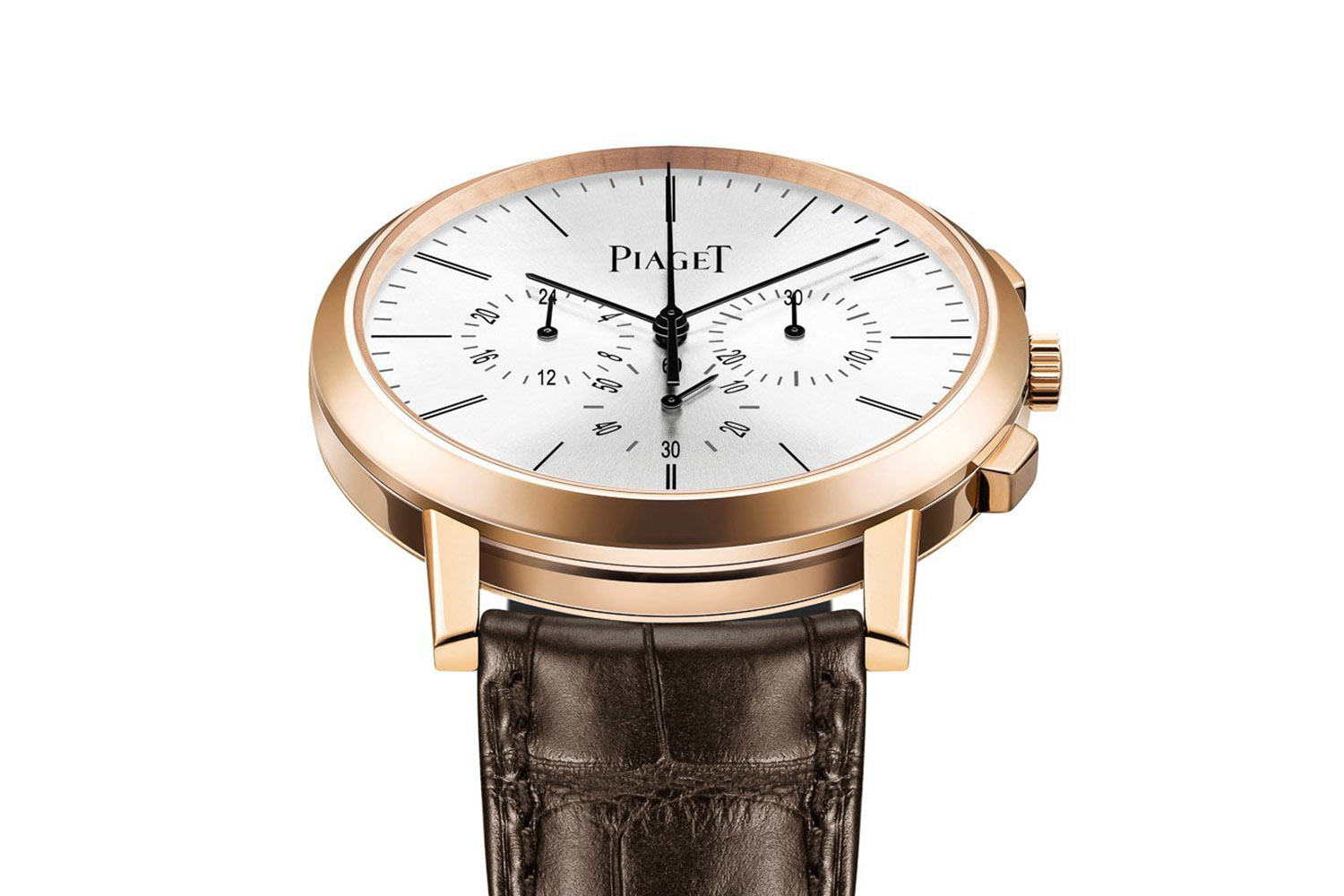 Piaget Altiplano Chronograph - world's Thinnest chronograph : world's Thinnest chronograph movement