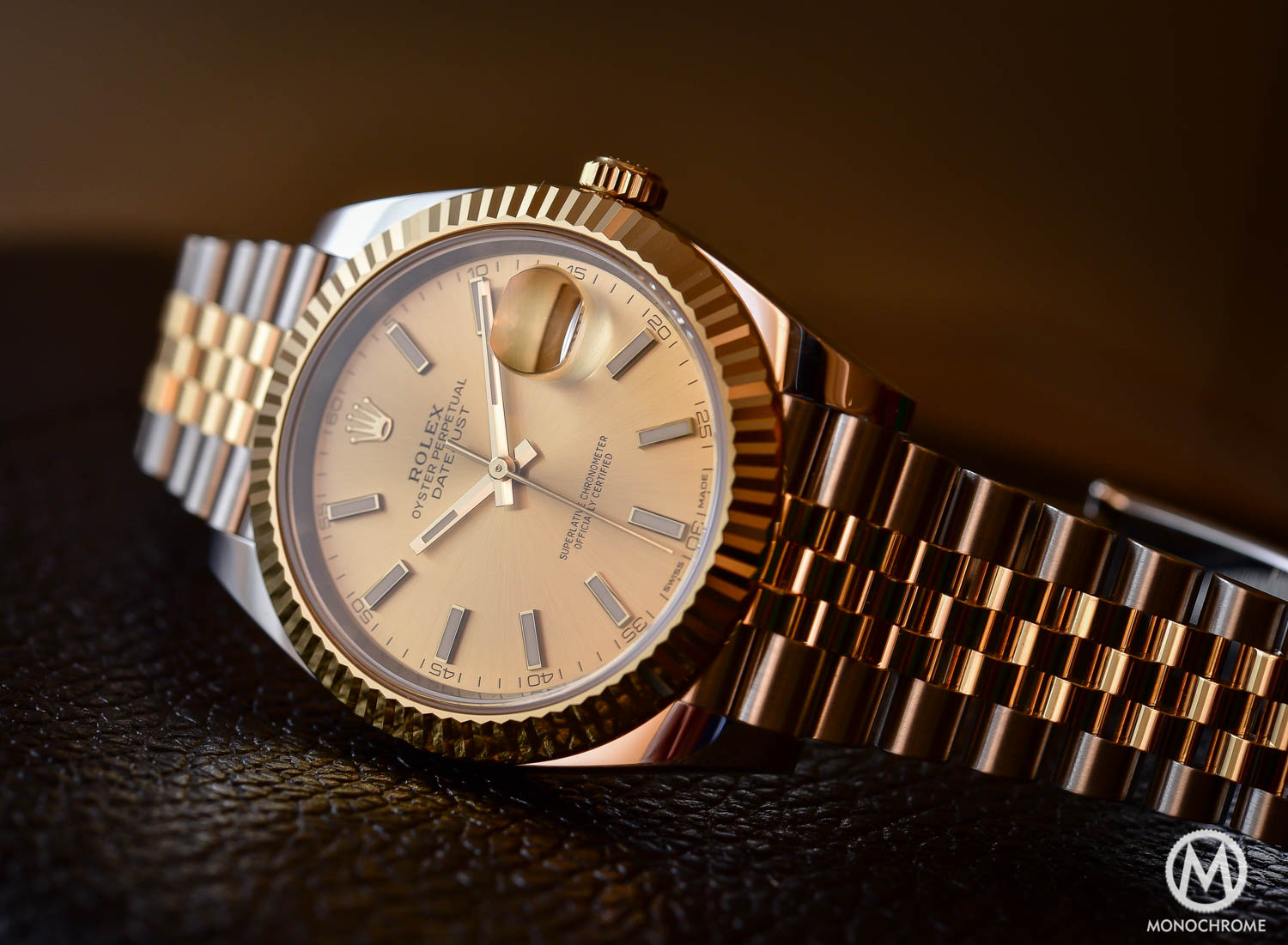03ec12b9617 Full Review - The new Rolex Datejust 41 from Baselworld 2016