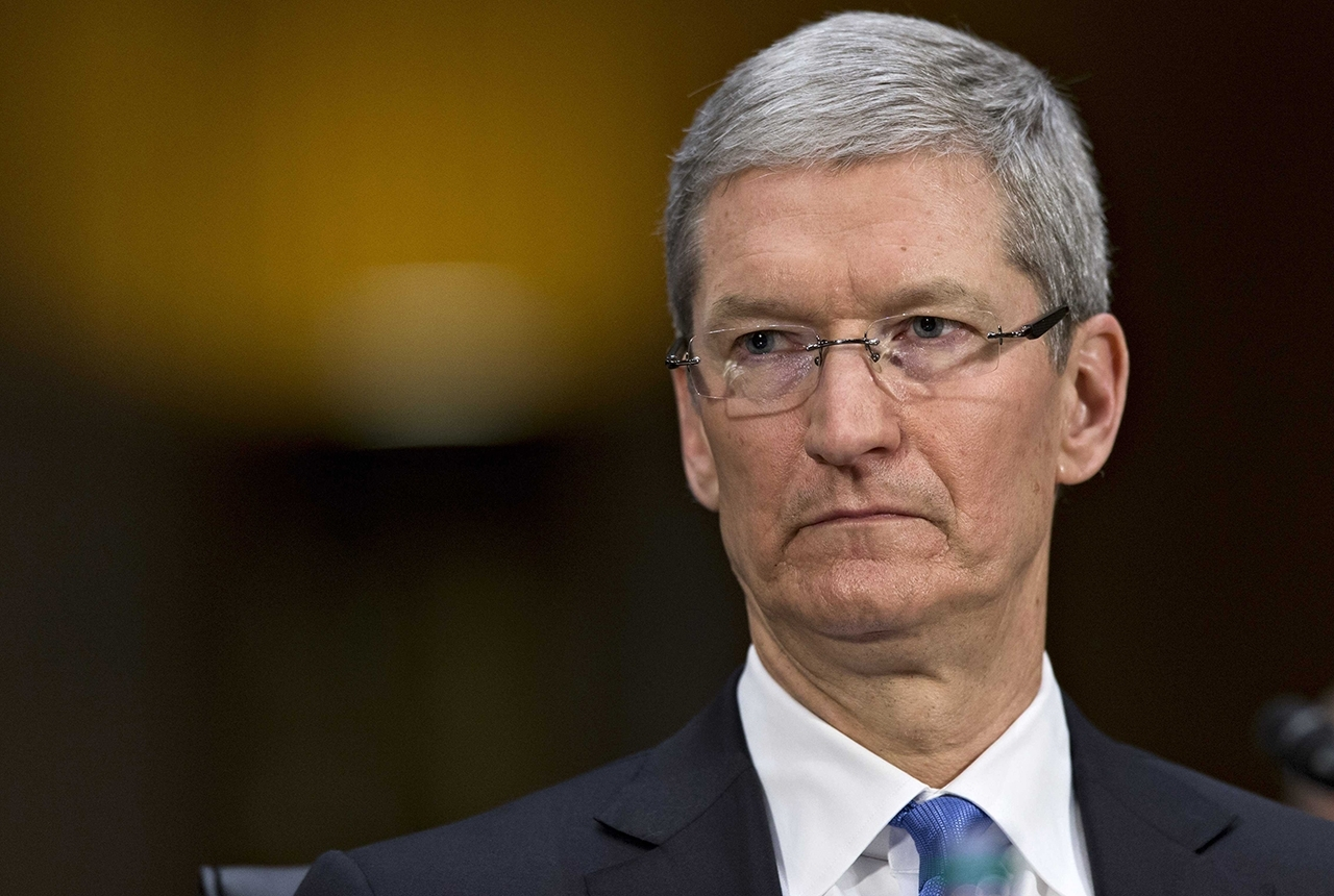 Tim Cook Apple watch cancelled