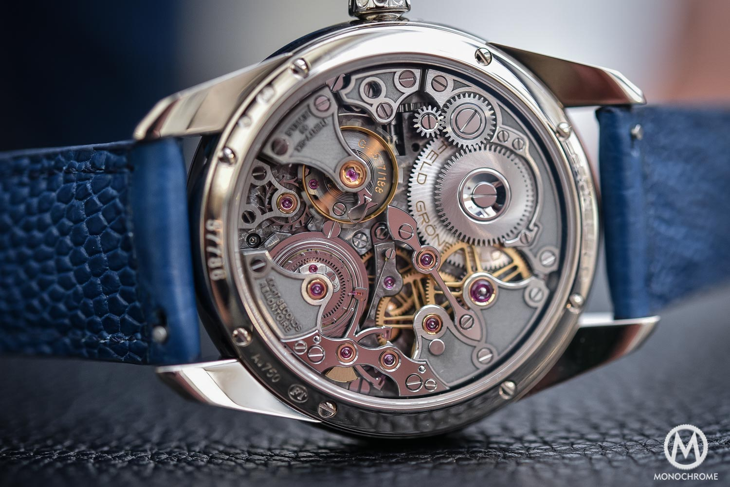 Top 5 Watches from Baselworld 2016 - Gronefeld 1941 Remontoire - Top 5 From Baselworld 2016 Frank - 2