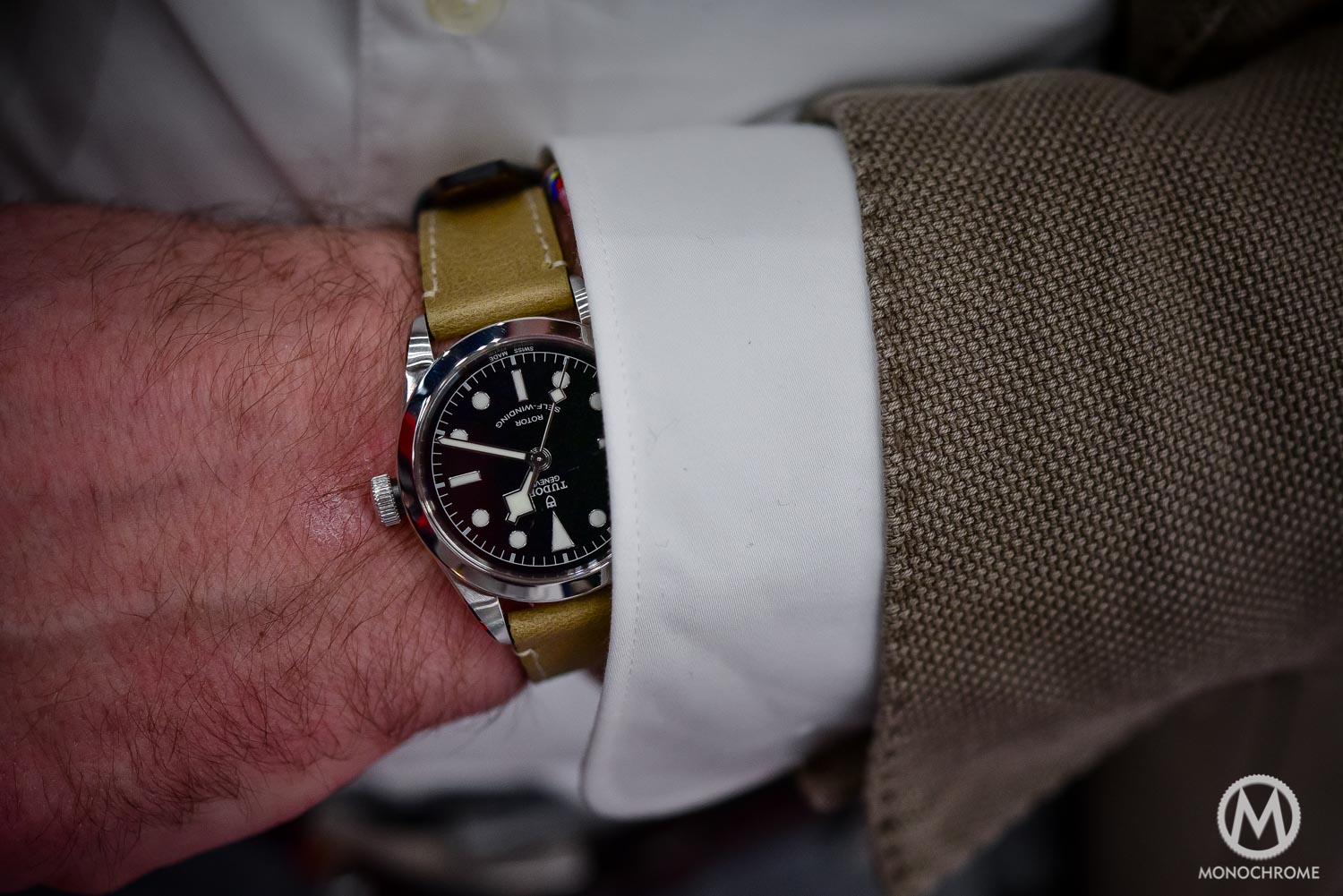 Top 5 Watches from Baselworld 2016 - Tudor-Heritage-Black-Bay-36-ref-79500-Baselworld-2016 - Top 5 From Baselworld 2016 Frank - 1