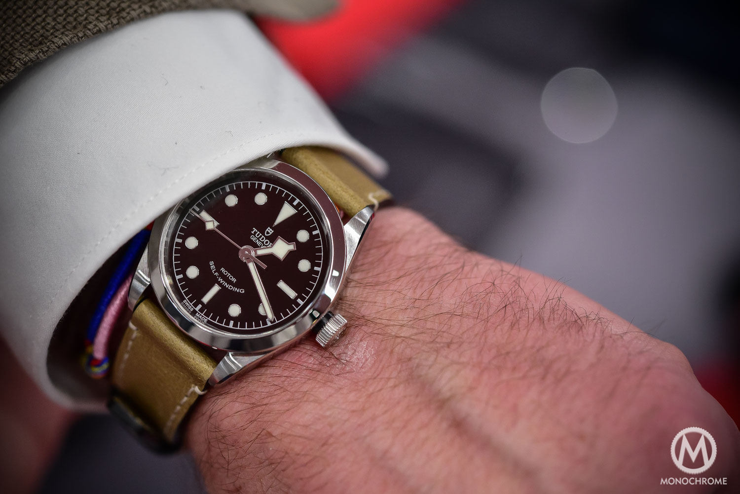 Top 5 Watches from Baselworld 2016 - Tudor-Heritage-Black-Bay-36-ref-79500-Baselworld-2016 - Top 5 From Baselworld 2016 Frank - 2