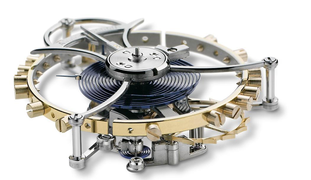 Tourbillon pocket GP