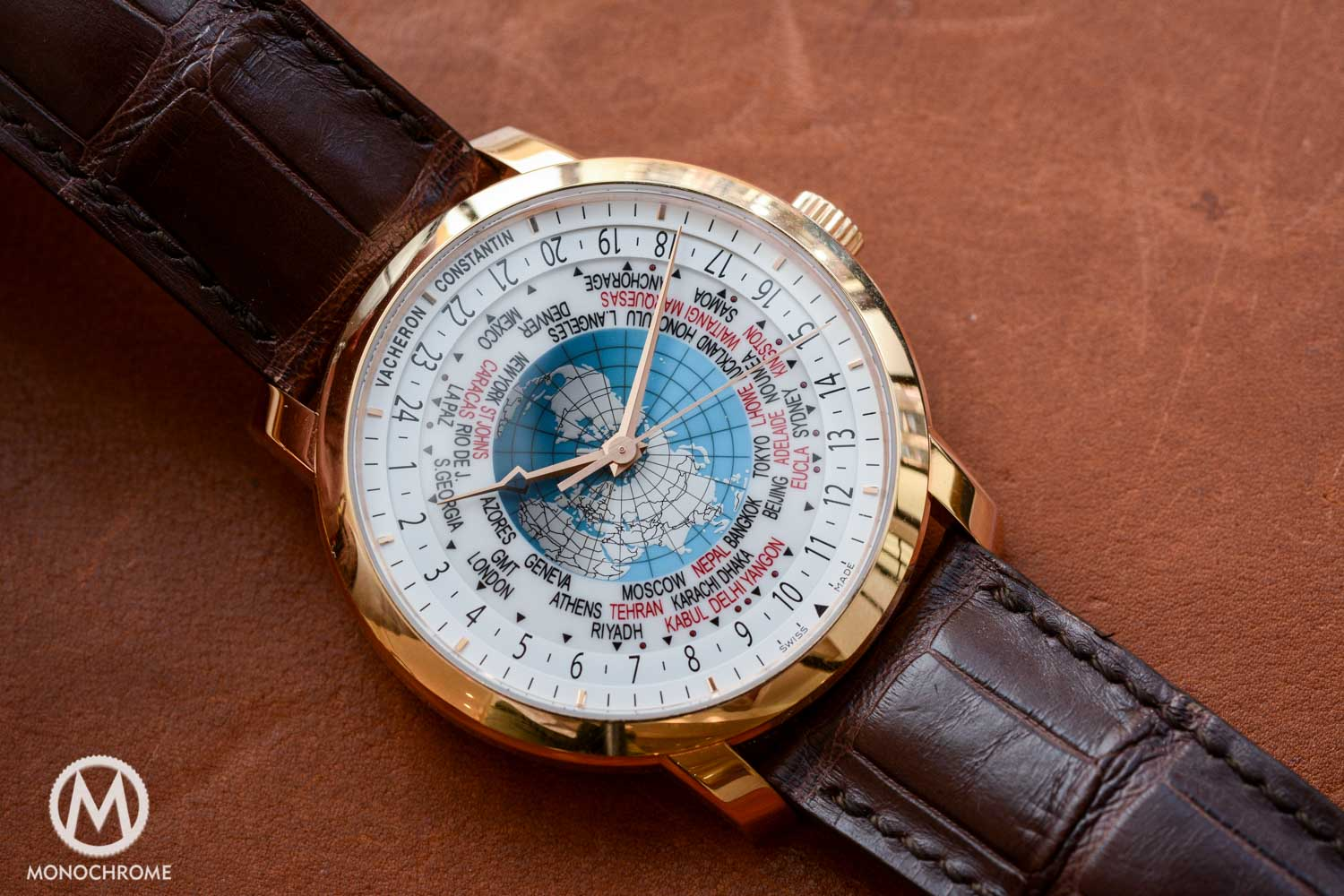 Vacheron Constantin Traditionelle World Time 04
