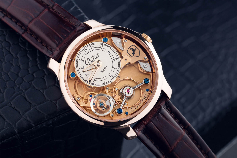 Belier Watches Reverse - AHCI candidate - Kim Djapri - 2