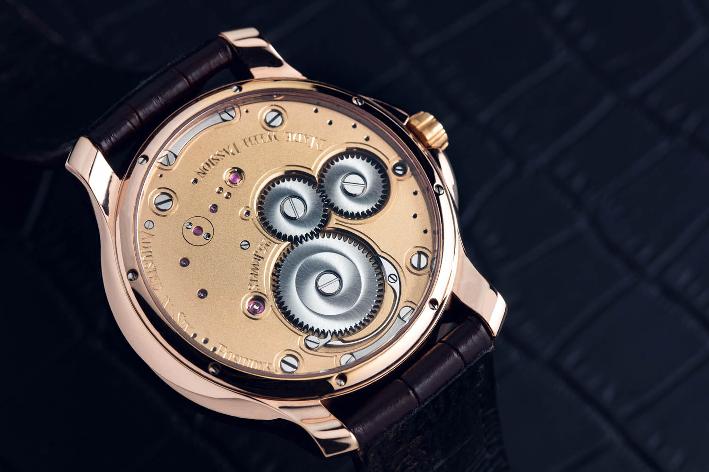 Belier Watches Reverse - AHCI candidate - Kim Djapri - 5