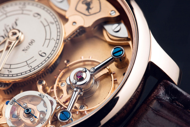 Belier Watches Reverse - AHCI candidate - Kim Djapri - 7