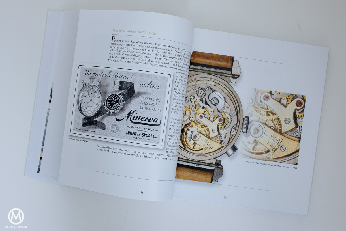 Book Review - Chronographs for Collectors - Pynson and Chaulmontet -005