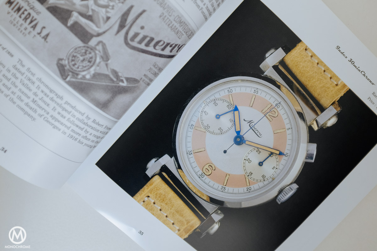 Book Review - Chronographs for Collectors - Pynson and Chaulmontet -006