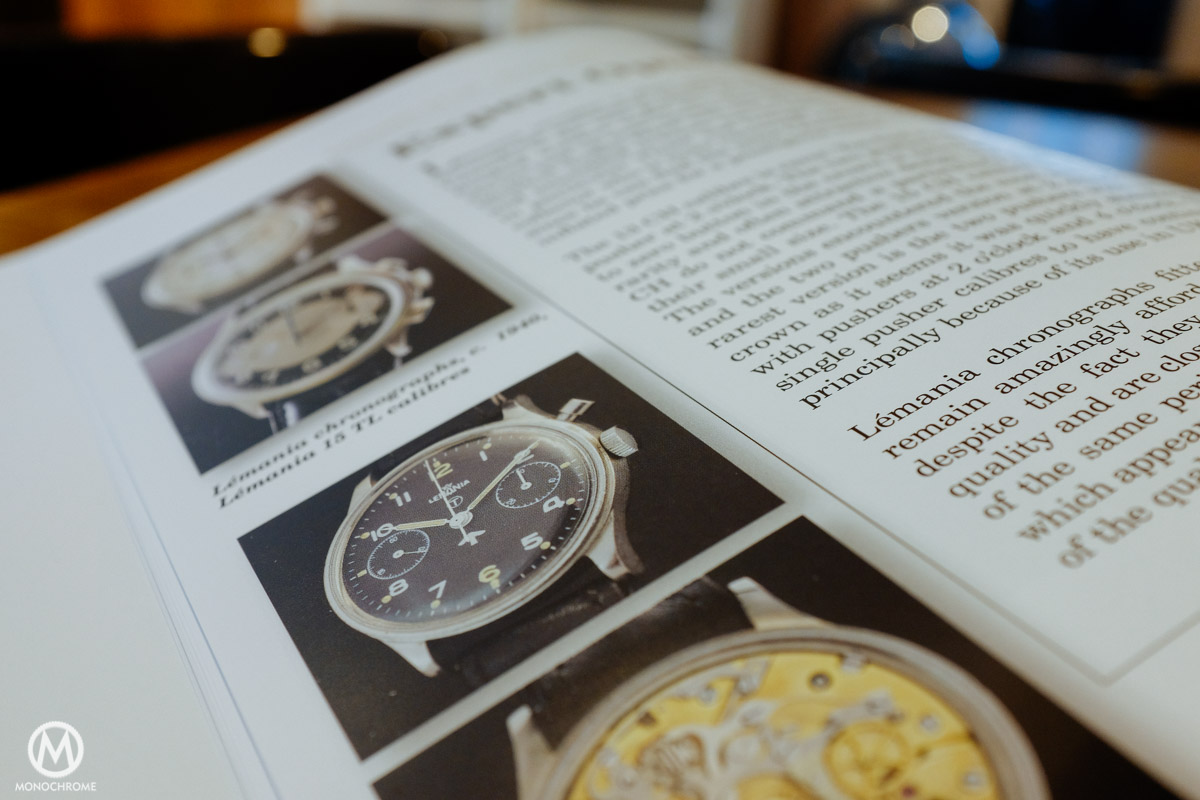 Book Review - Chronographs for Collectors - Pynson and Chaulmontet -009