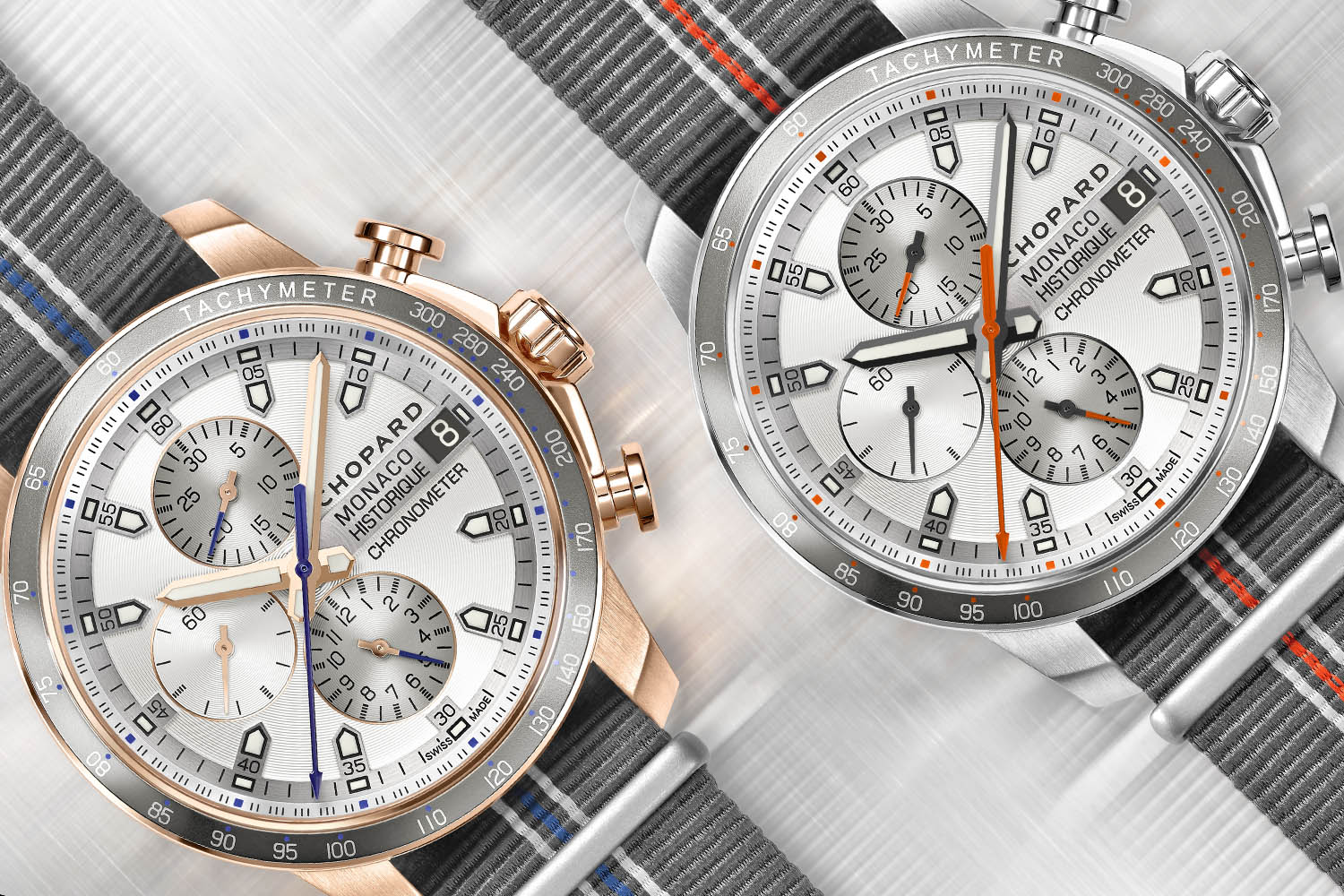 Chopard Grand Prix de Monaco Historique 2016 Race Edition Chronographs - 6