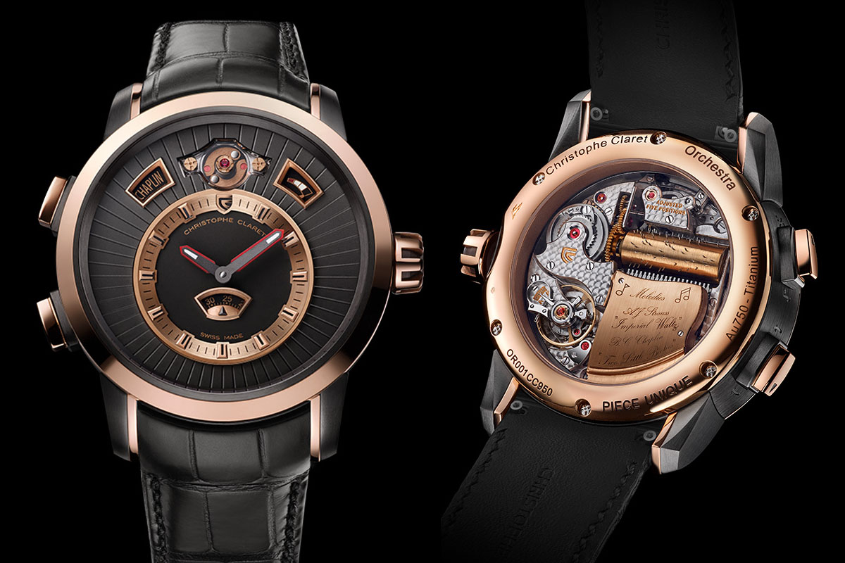 Christophe Claret Orchestra