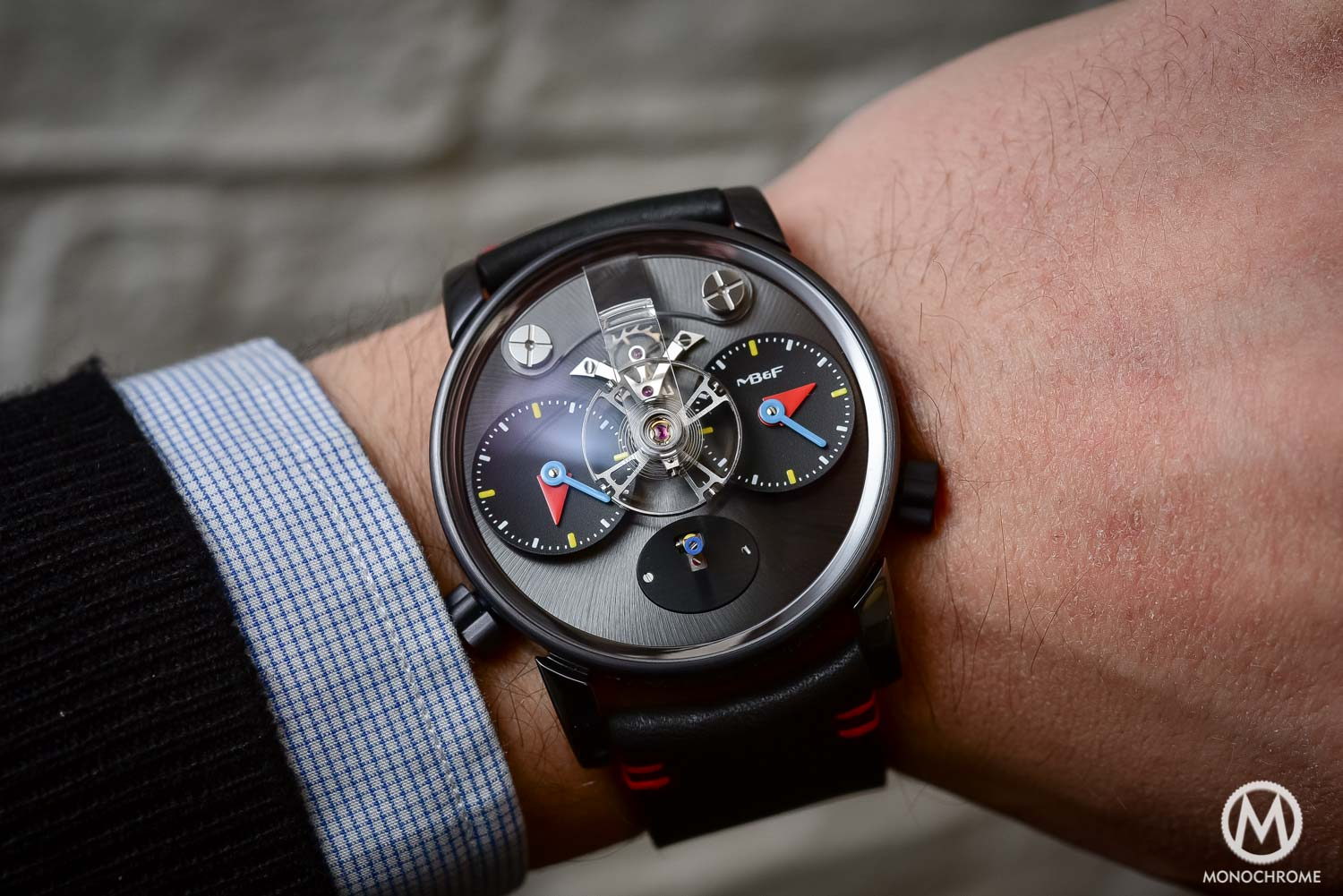 MBandF LM1 Silberstein - review - 10