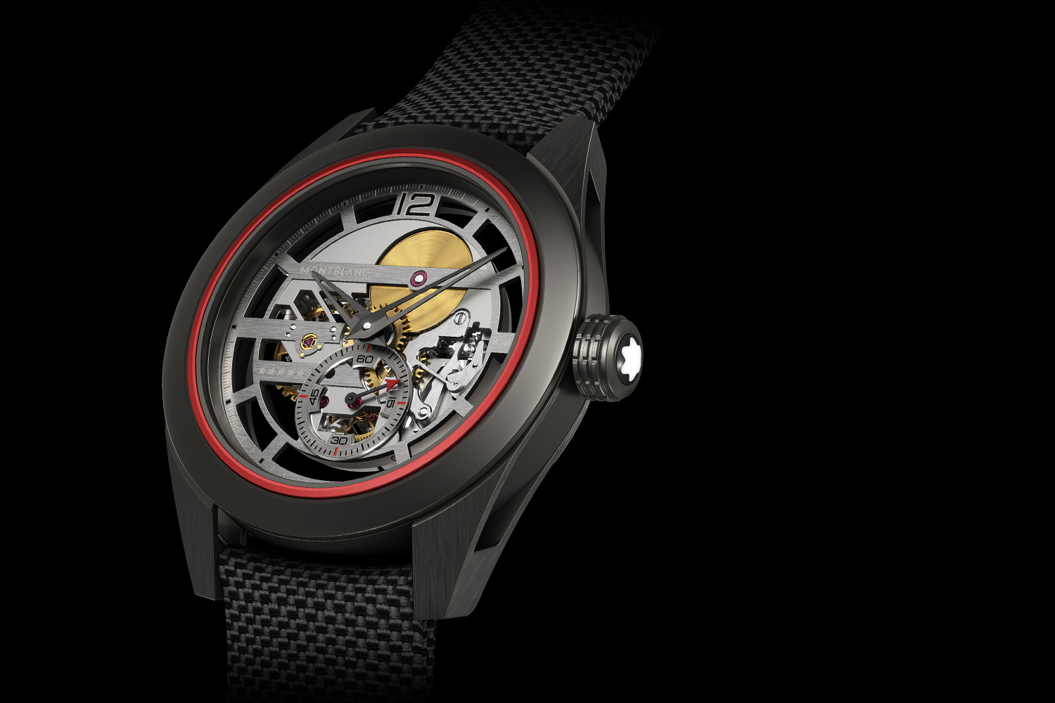 f4b398bad15 Introducing - Montblanc TimeWalker Pythagore Ultra-Light Concept ...