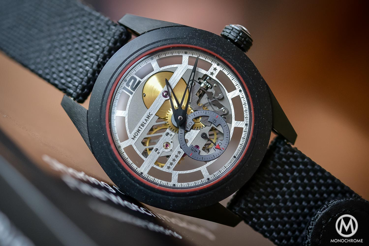 Montblanc TimeWalker Pythagore Ultra-Light Concept - Exclusive Hands-On - 2