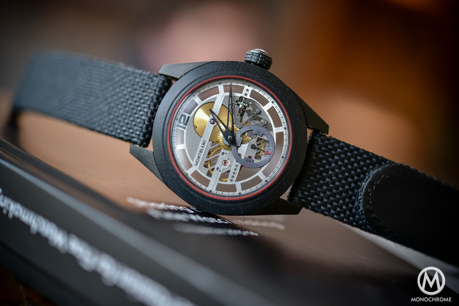 Montblanc TimeWalker Pythagore Ultra-Light Concept - Exclusive Hands-On - 3